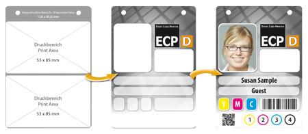 2105123 kartendrucker ecp-d druckbereich