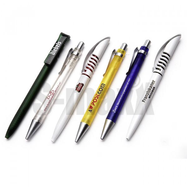Kugelschreiber Kunststoff mit Aufdruck