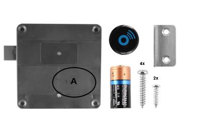 D&K Lock X40 Spindverschluss