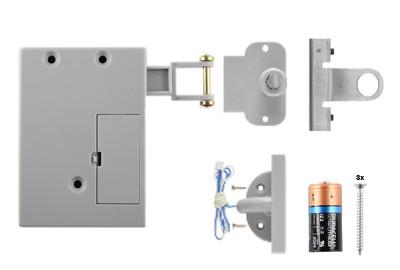 D&K Lock X07 Vitrinenschloss