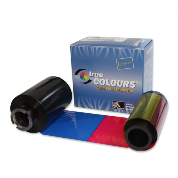Farbbänder für Zebra P110-120i