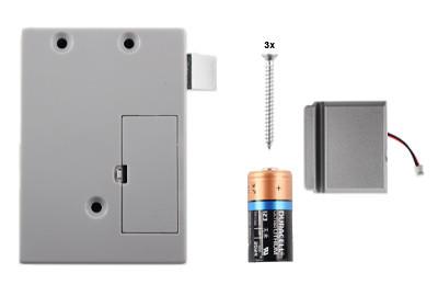 D&K Lock X12 Blechtürverschluss mit Auswerfer