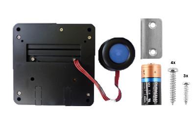 D&K Lock X44 Spindverschluss mit LED Antenne