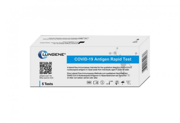 Covid-19 Antigen Schnelltest - Laienanwendung