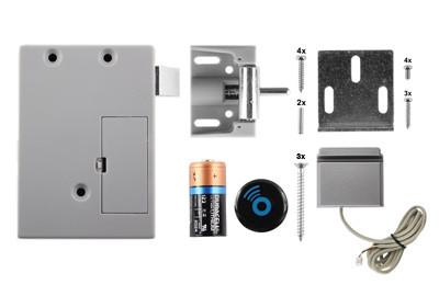 D&K Lock 16 Schubladenschloss mit Auswerfer