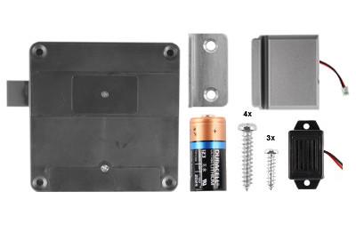 D&K Lock X43 Spindverschluss mit Alarmierung