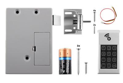D&K Lock 08 Pincode und RFID