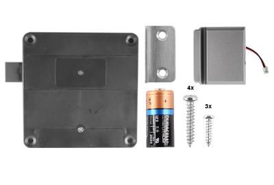 D&K Lock X42 Spindverschluss für Metalltüren