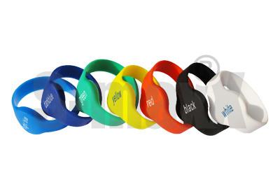 Wristbänder mit Transponder
