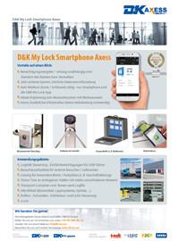 Datenblatt D&K My Lock Smartphone
