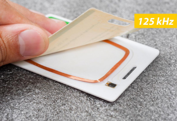 RFID Chipkarte - 125 kHz