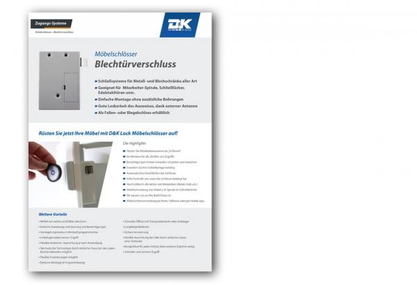 Datenblatt Moebelschloesser Blechtuerverschluss