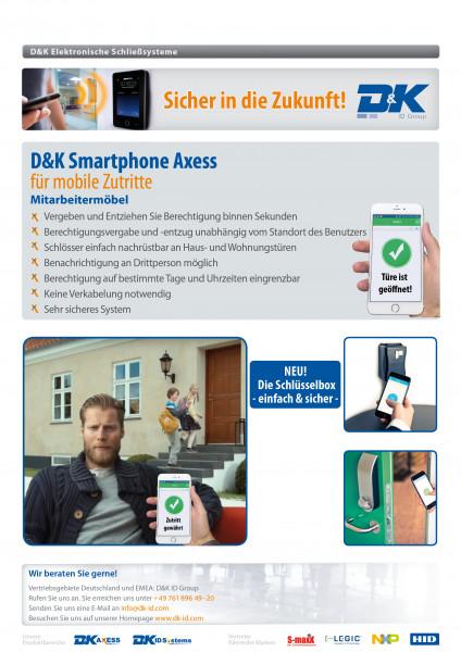 Produktblatt D&K Smartphone Axess