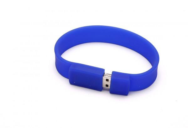 Silikonbänder mit USB-Stick